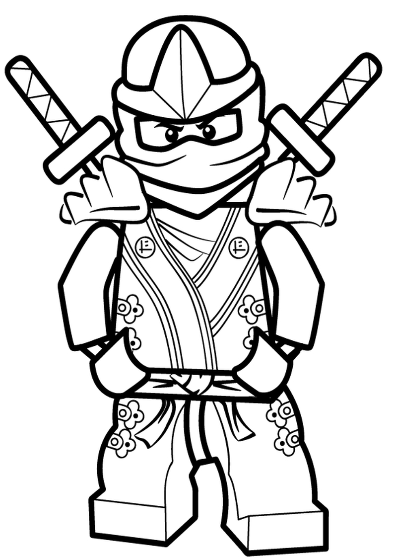 Free Ninjago Malvorlagen Coloring Pages Ninjago Free Printable Coloring Pages