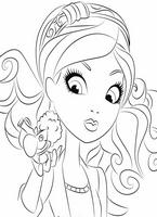 kolorowanki Ever After High malowanki do wydruku numer  13