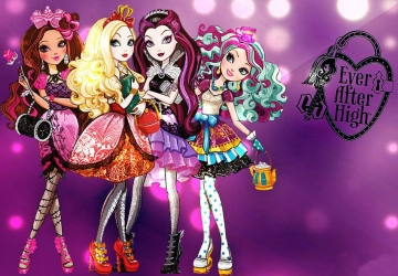obrazek Ever After High