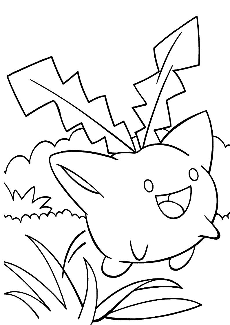 Kolorowanka Pokemon Malowanka Do Wydruku Nr 86
