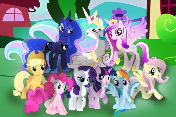 obrazek my little pony nr 2
