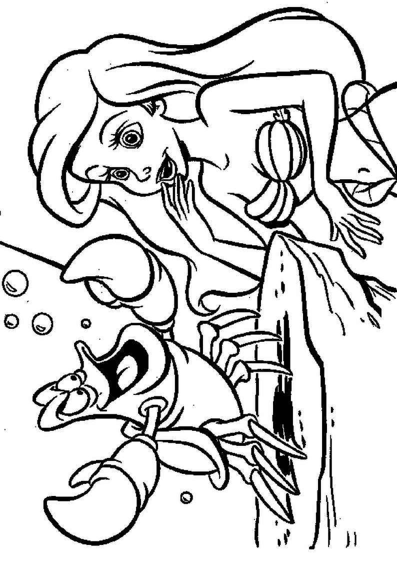 рекомендуется картинки раскраски к рассказу русалочка медленно